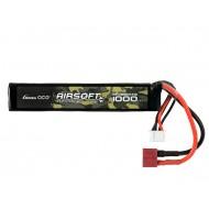 Li-Po Батерия 1100 mAh 11.1V 25C с Т-конектор