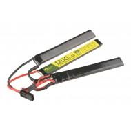 Li-Po Батерия 1200 mAh 11.1V 25/50C с Т-конектор