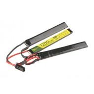 Li-Po Батерия 11.1V 1200 mAh 25 / 50C с Mini Tamiya
