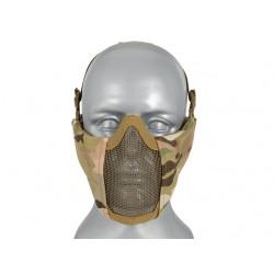 Предпазна маска за лице - Текстил - Multicam