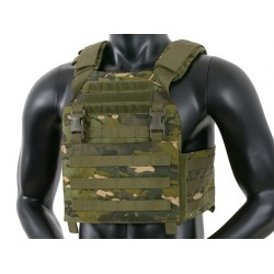 Жилетка - Buckle-up Assault Plate Carrier - Multicam Tropic